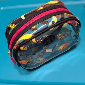 872a95dd4400 Tory Burch Bags - NWT! TORY BURCH Fish-Print Cosmetic Bag